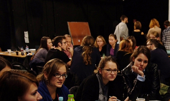 Warsztaty studenckie w EtzChaim
