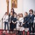 Występ dzieci podczas dnia judaizmu