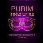 Purim w Synagodze pod Białym Bocianem