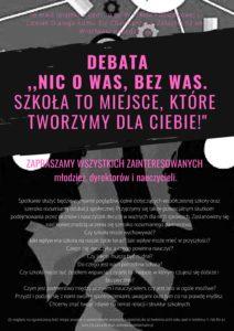 Debata Prawda jako narze dzie do zwalczan ia przemocy we współczesnym świecie 2 pdf 212x300