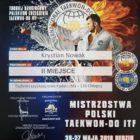 Sukcesy sportowe: I miejsce w Mistrzostwach Polski Tekwon-do, w kategorii: techniki specjalne, kadeci 135, chłopcy dla Krystiana Nowaka z klasy IV