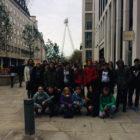 Londyn 4-9 listopada 2018. Wycieczka dla klas V-VIII