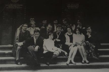 VII Liceum Ogólnokształcące im Szolema Alejchema Matura 1968